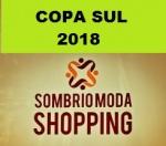 COPA SUL DOS CAMPEÕES SOMBRIO MODA SCHOPPING - 2018 edição