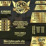 Supercopa Perus de Férias - 1ª edição