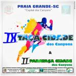IX TAÇA CIDADE DE PRAIA GRANDE - 2019 edição