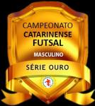 CAMPEONATO CATARINENSE KRONA - SÉRIE OURO -  edição