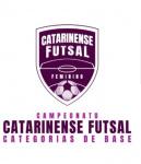 CAMPEONATO CATARINENSE - CATEGORIAS DE BASE FEMININO  -  edição