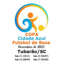 Copa Cidade Azul de Futebol de Base -  edição