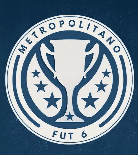 Campeonato Metropolitano - Futebol 6  -  edição