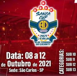 SANCA CUP/ A RETOMADA DA GIGANTE - 5º edição