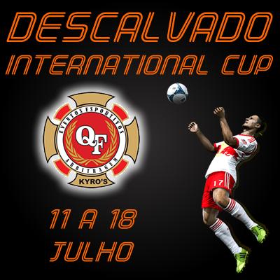 Descalvado International Cup - 1ª edição