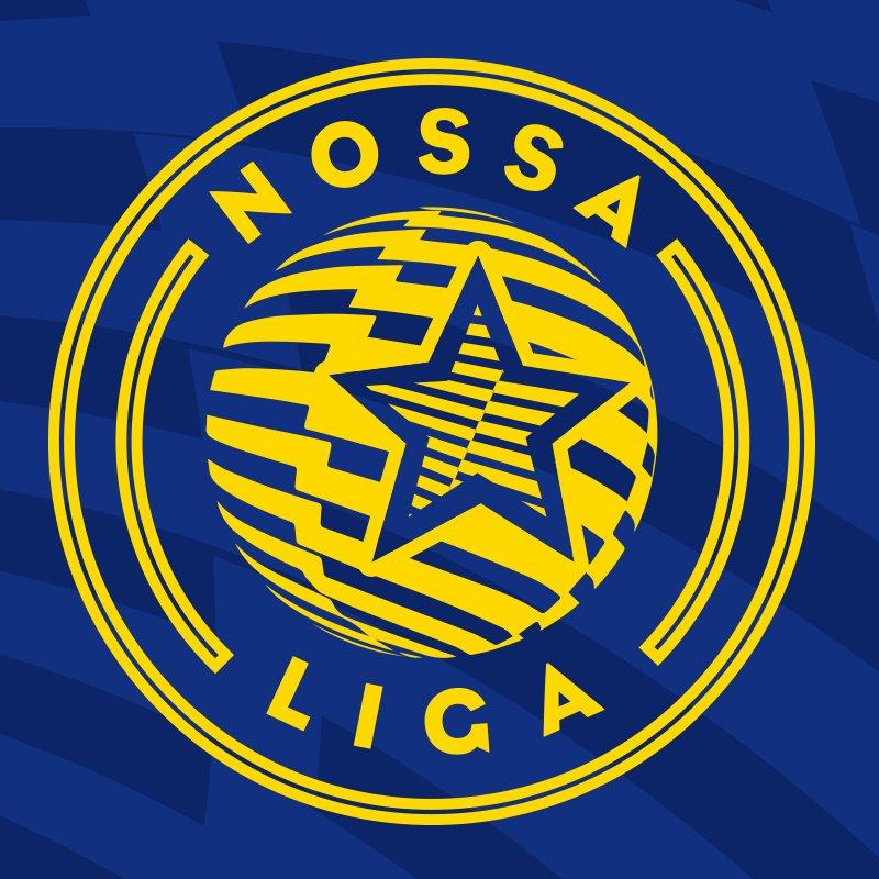 Logomarca Nossa Liga