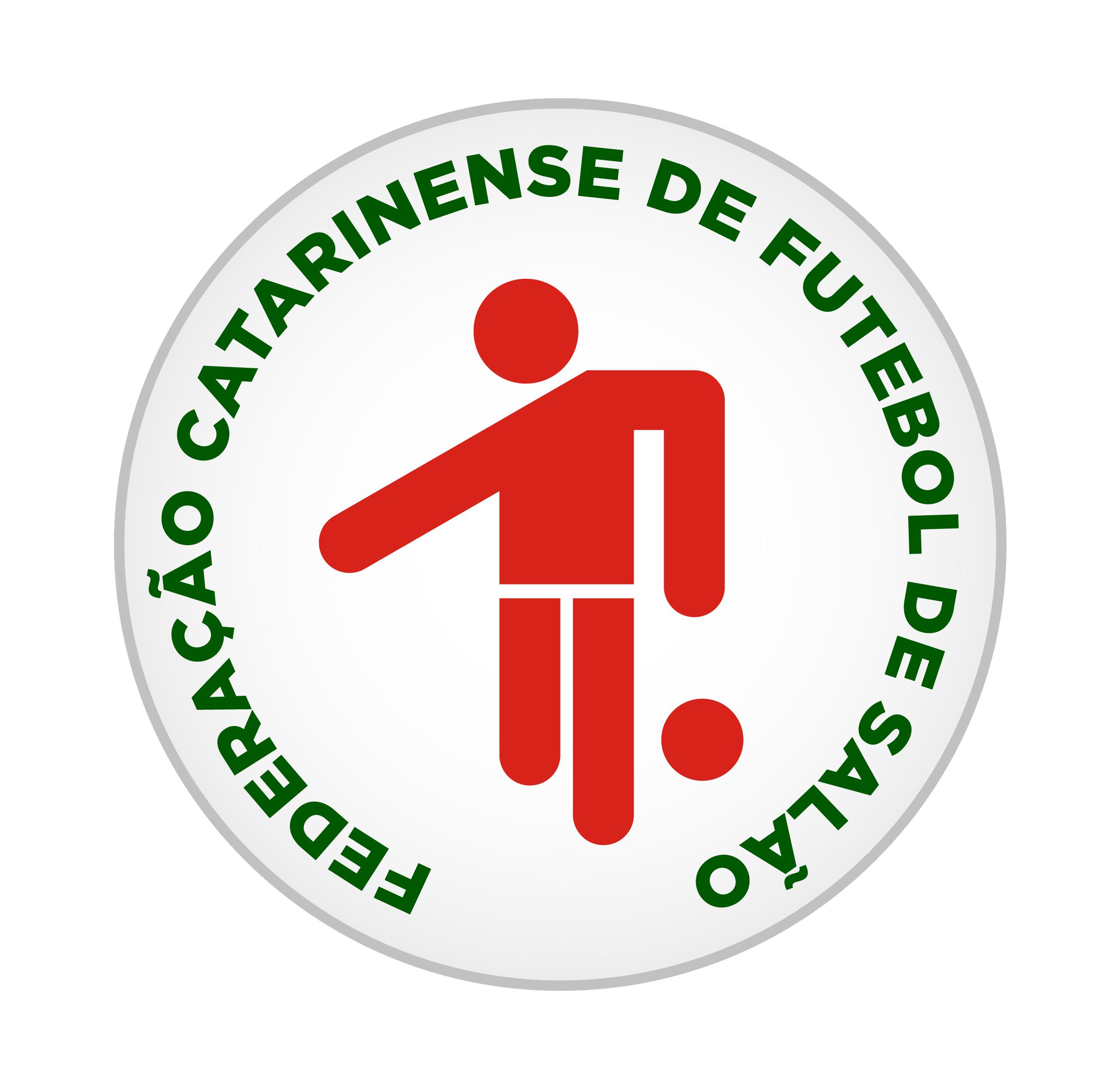 Logomarca Federação Catarinense de Futsal