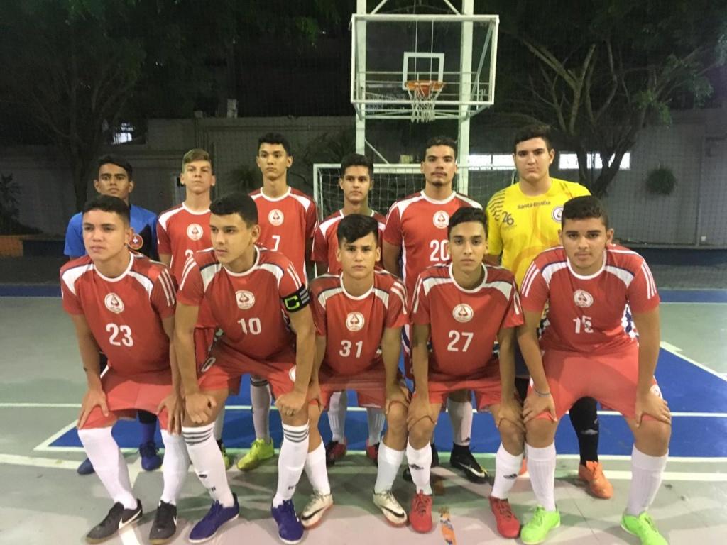 Nossa Liga Futsal 05/12/2018