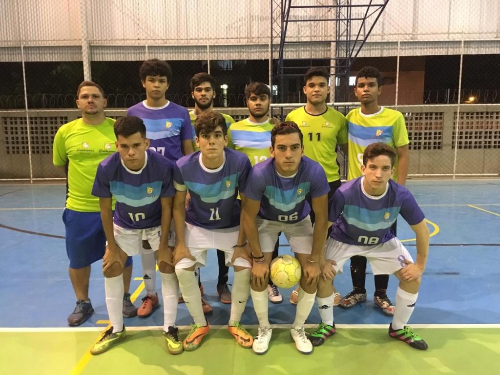 Npssa Liga Futsal 06/12/2018