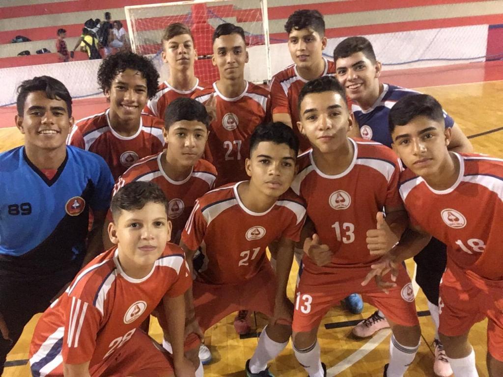 Nossa Liga Futsal 07/12/2018