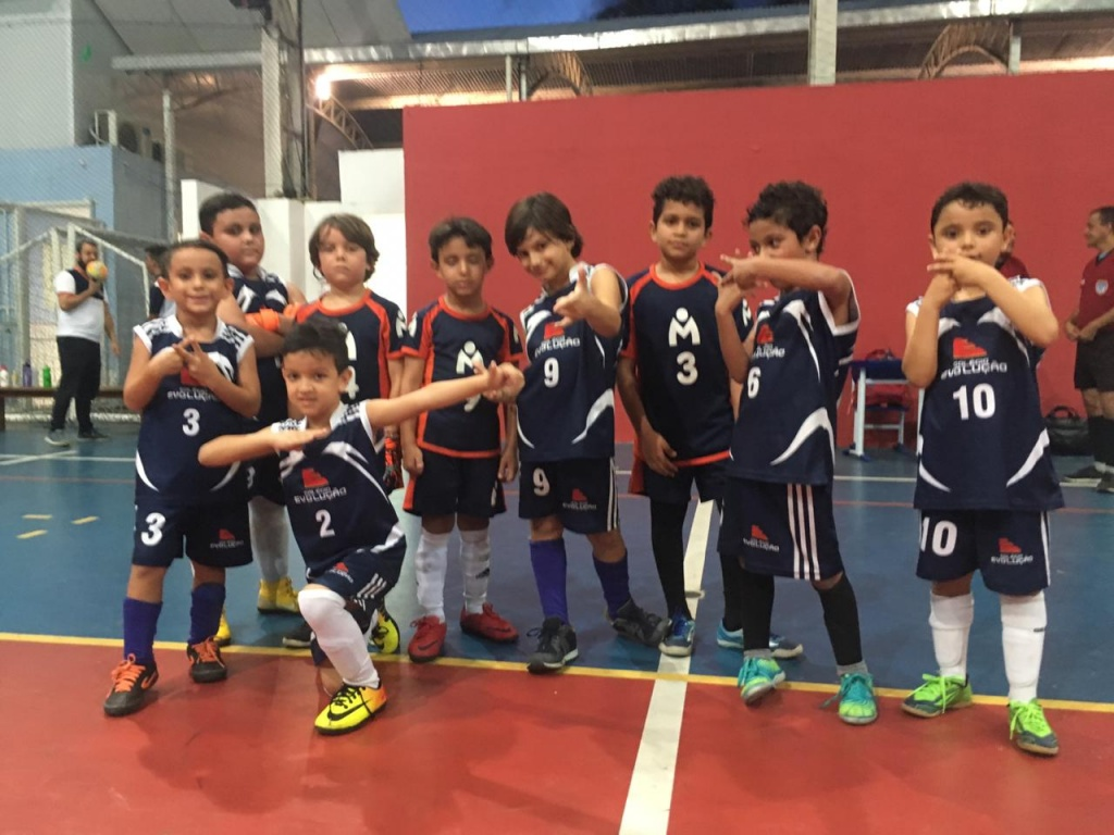 Nossa Liga Futsal 10/12/2018