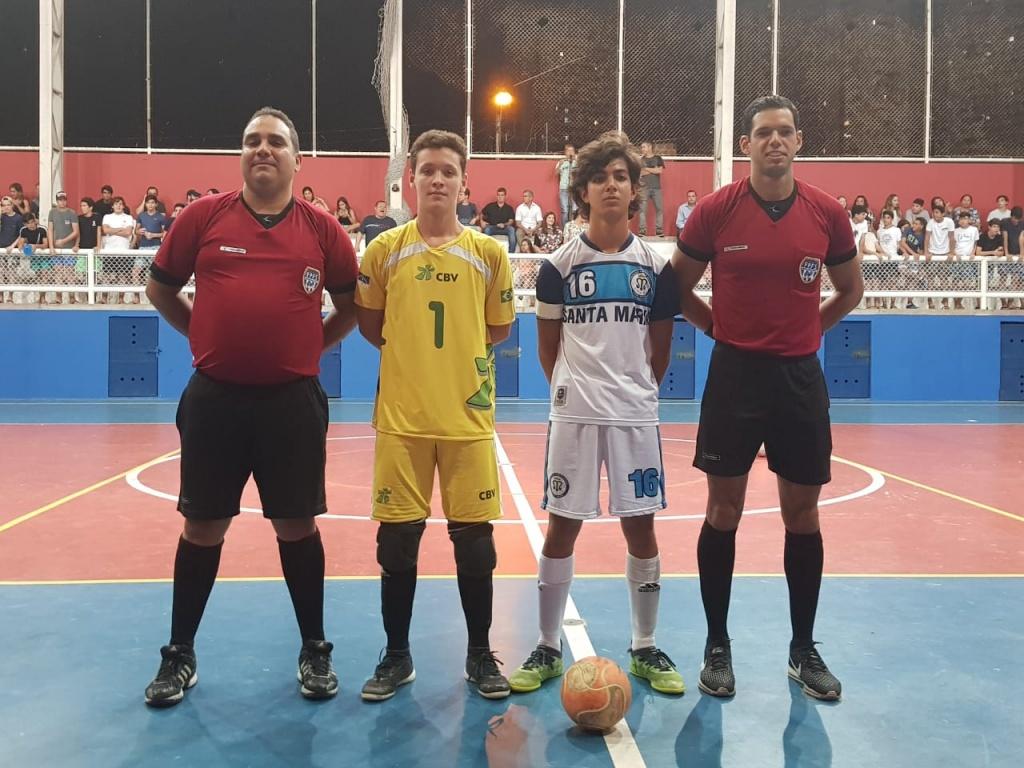 Nossa Liga Futsal 11/12/2018