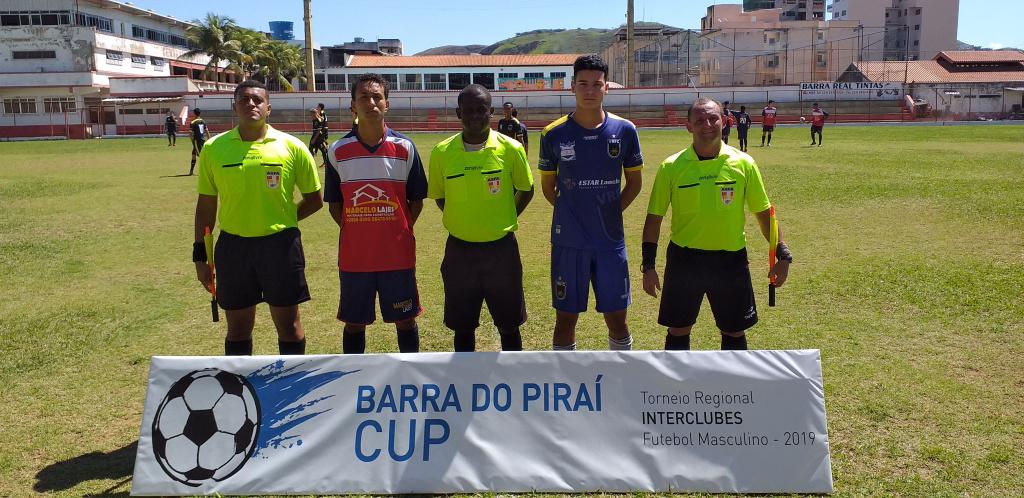 COMEÇOU A BARRA DO PIRAÍ CUP