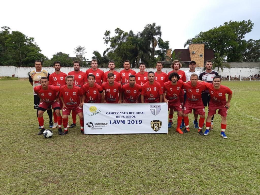 BONSUCESSO É CAMPEÃO REGIONAL DA LAVM 2019