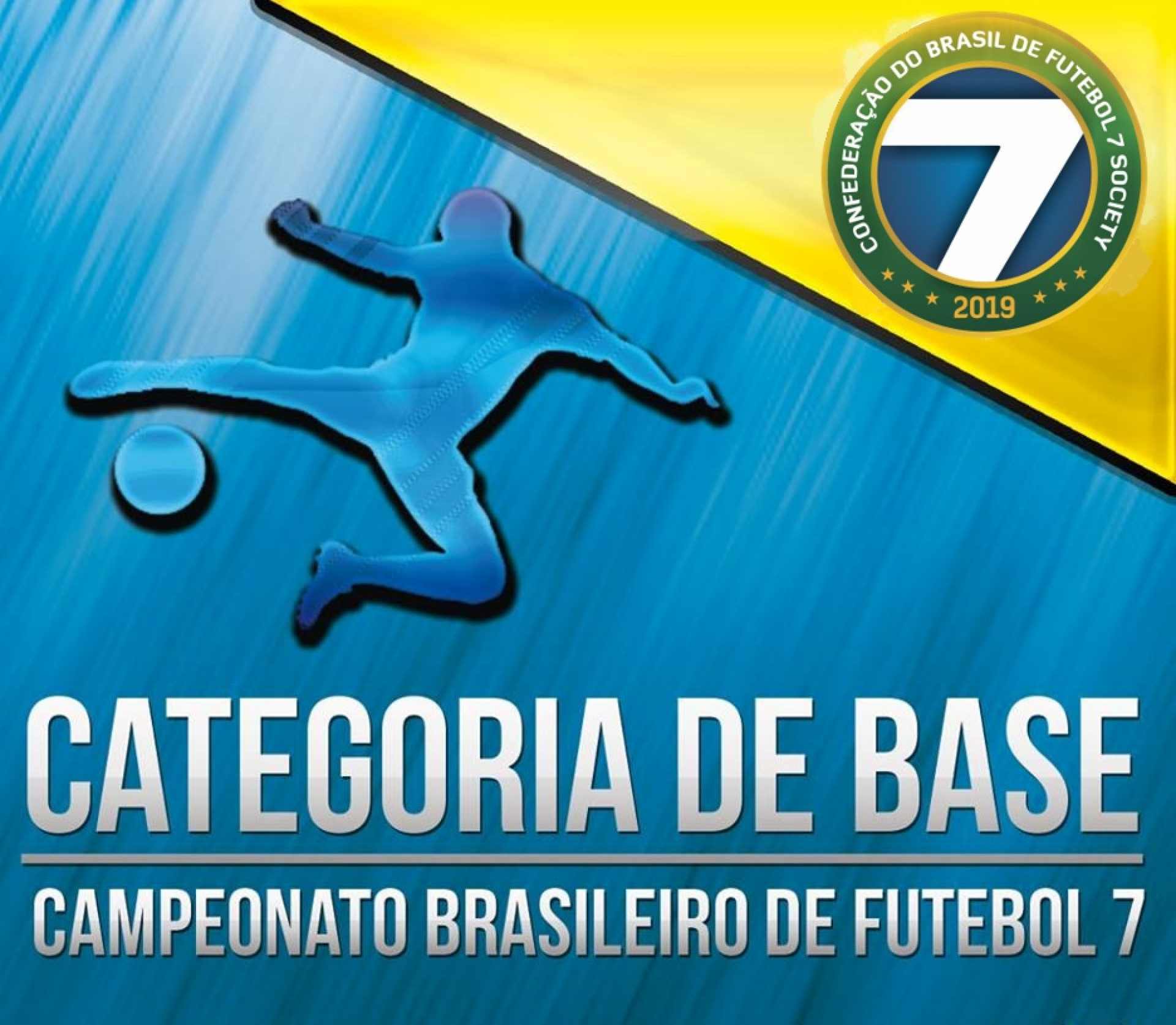 Goiás é definido como sede do Campeonato Brasileiro Categorias de Base 2021
