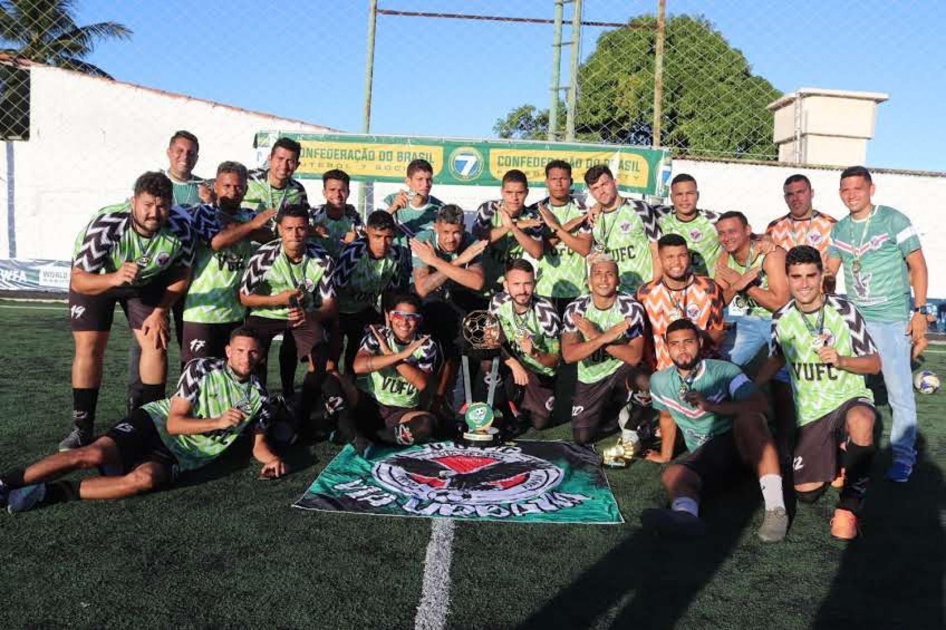Via Urbana do Ceará conquista o título da Taça Brasil